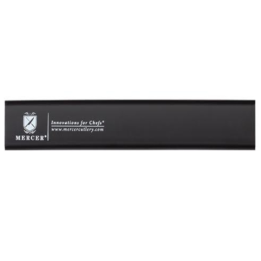 Mercer Innovations White Knife Guard, 8 x 1.5 Inch