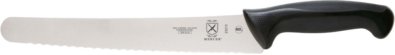 Mercer Millennia Wide Bread Knife, 10 Inch