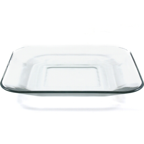 Anchor Hocking Rio Crystal Glass Side Plate