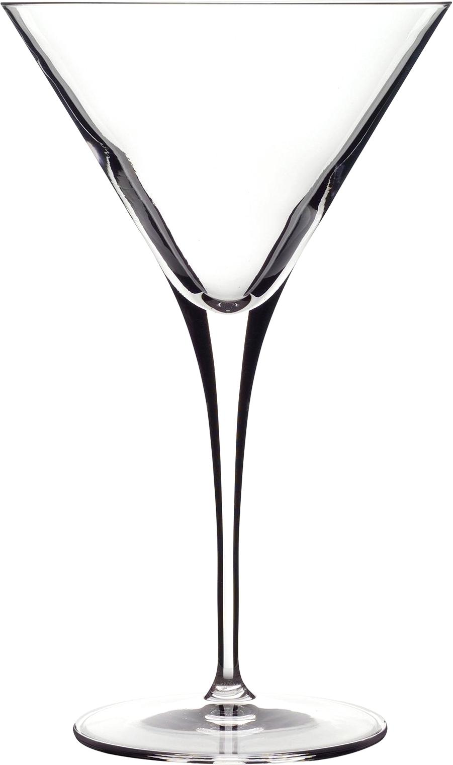 Luigi Bormioli Allegro Martini Glass, Set of 4