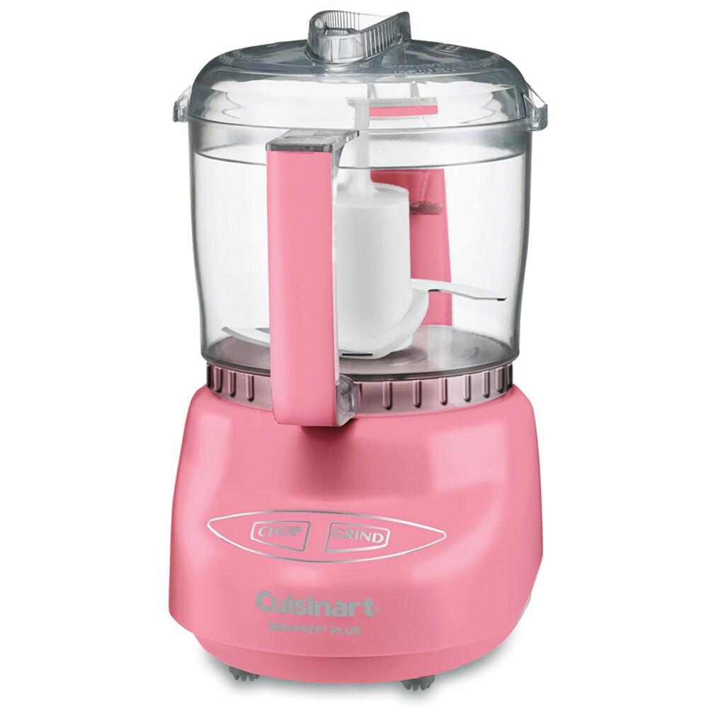 Cuisinart Mini-Prep Plus Pink Food Processor