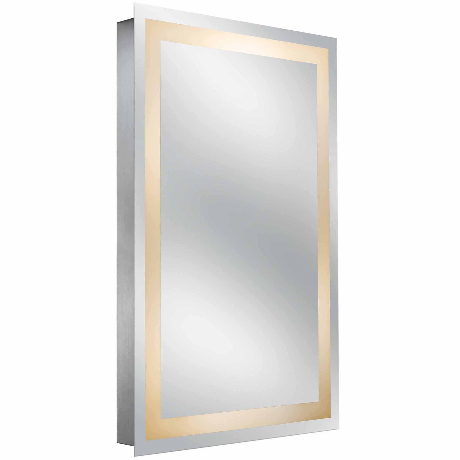 Kimball and Young Classic Border Backlit Mirror