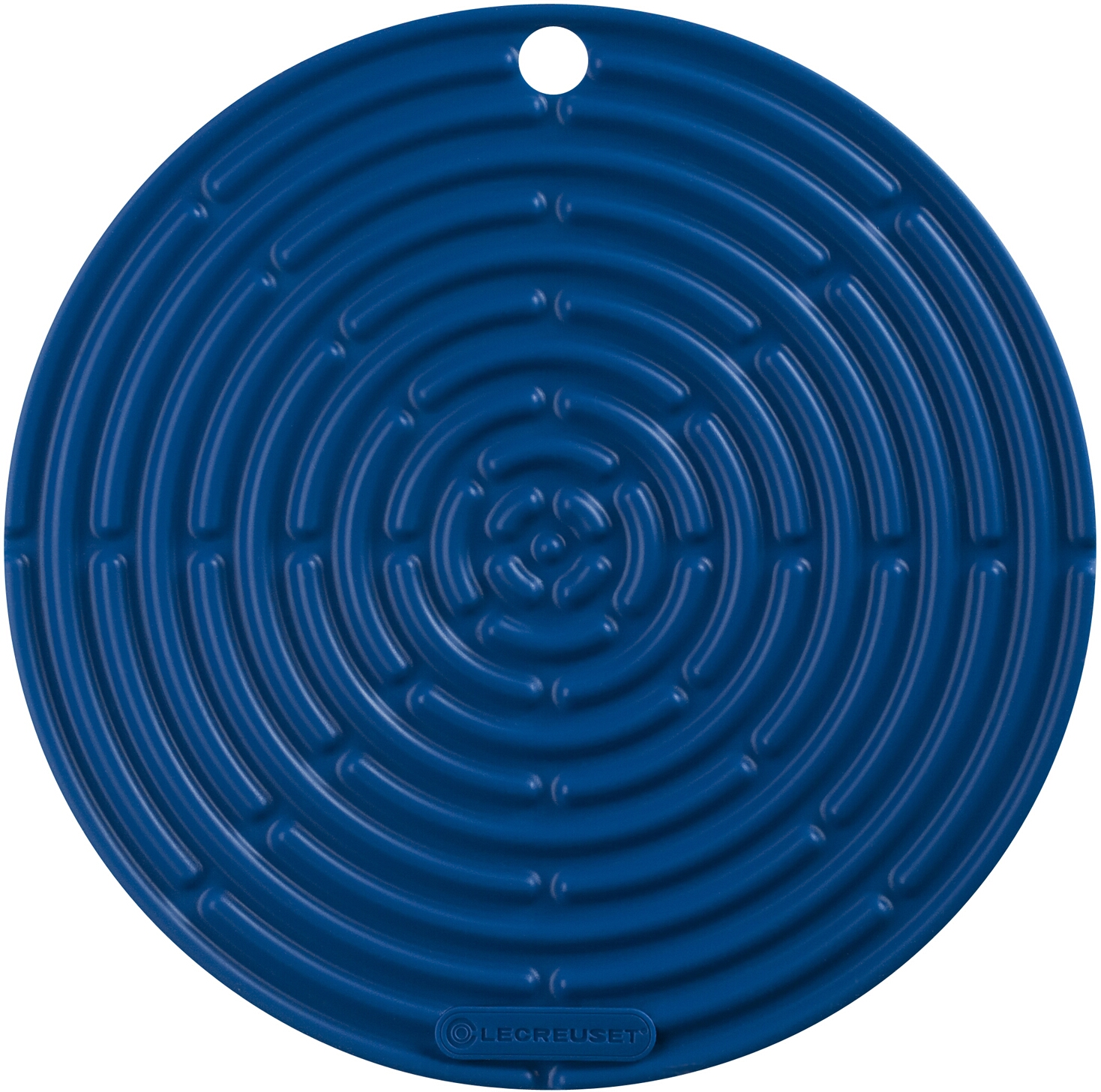 Le Creuset Marseille Blue Silicone Cool Tool Hot Pad