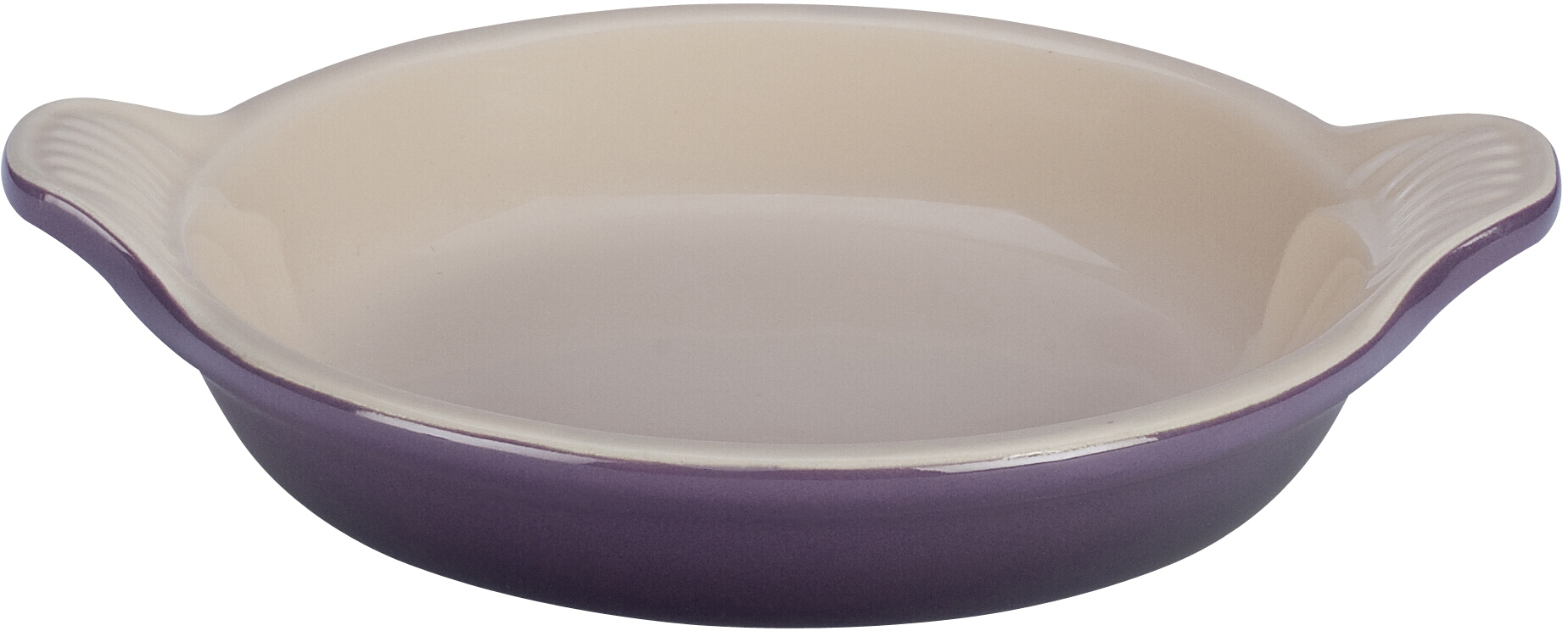 Le Creuset Cassis Stoneware Creme Brulee Dish, 7 Ounce