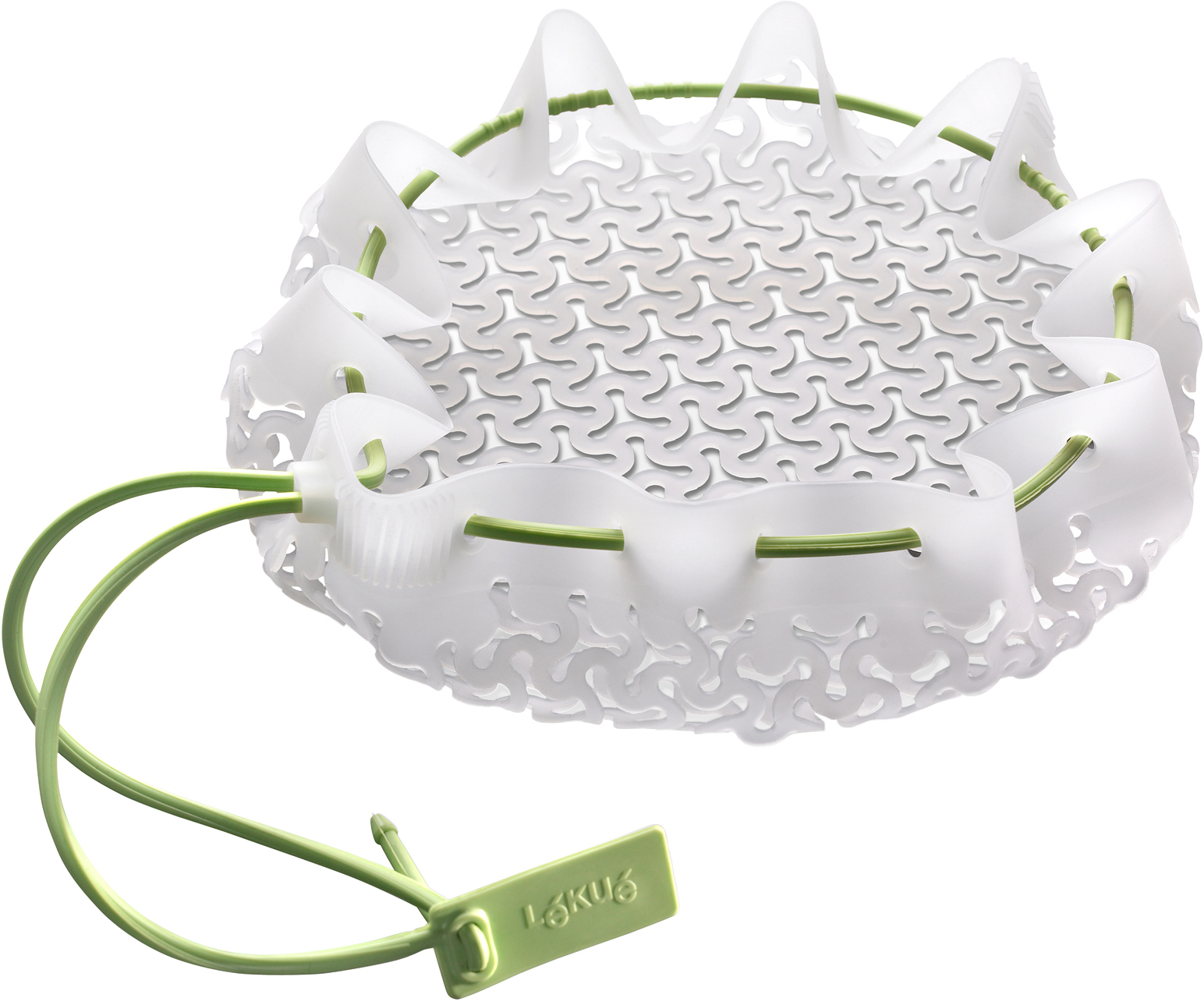 Lekue Clear Silicone Cooking Mesh