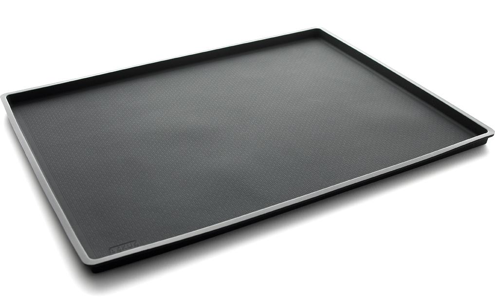 Lekue Black Silicone Non-Spill Baking Sheet