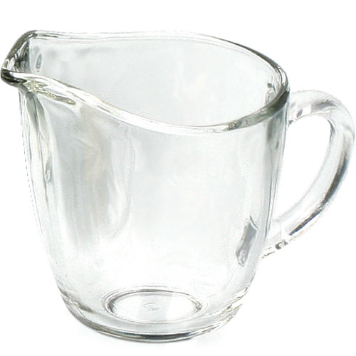 Anchor Hocking Presence Glass Creamer, 11 Ounce