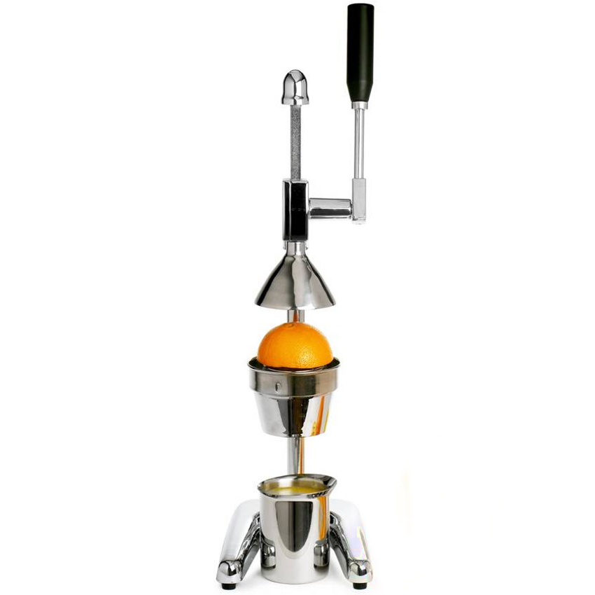 Metrokane Stainless Steel Citrus Power Juicer