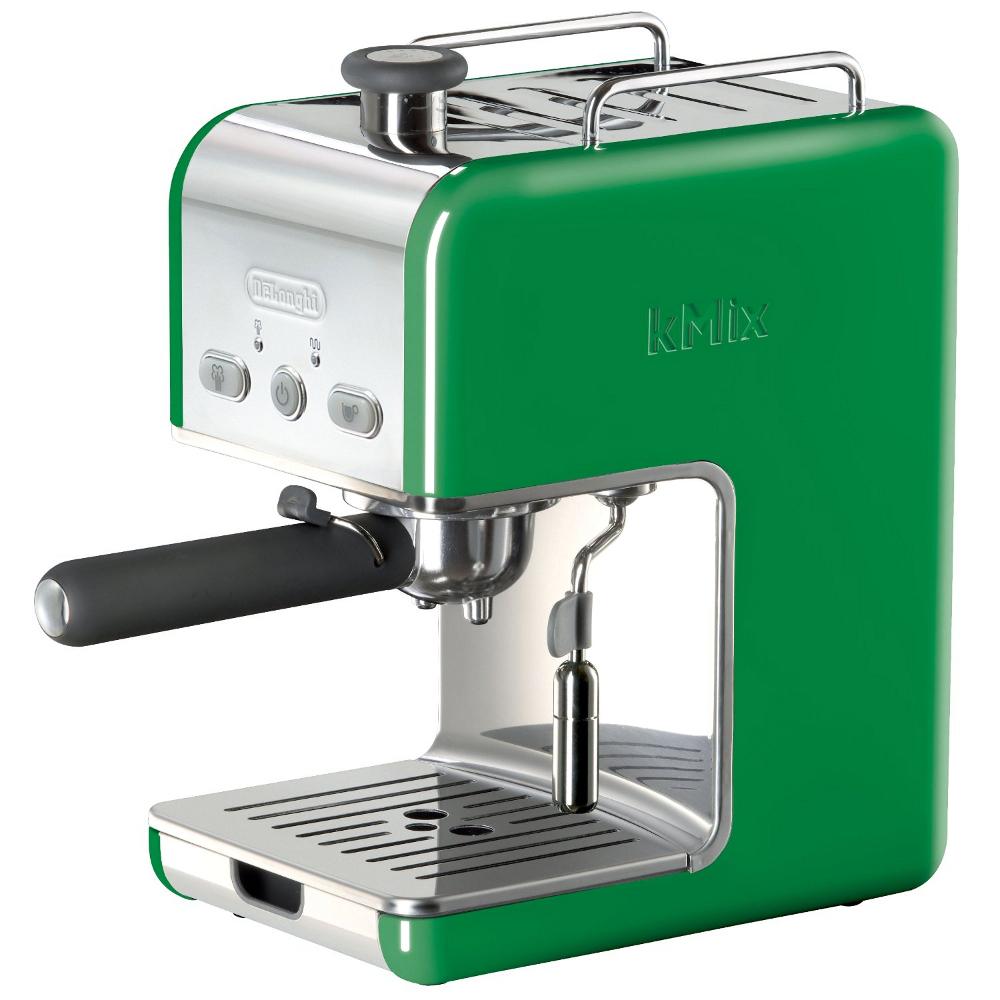 Delonghi Green Kmix 15 Bar Pump Espresso Maker