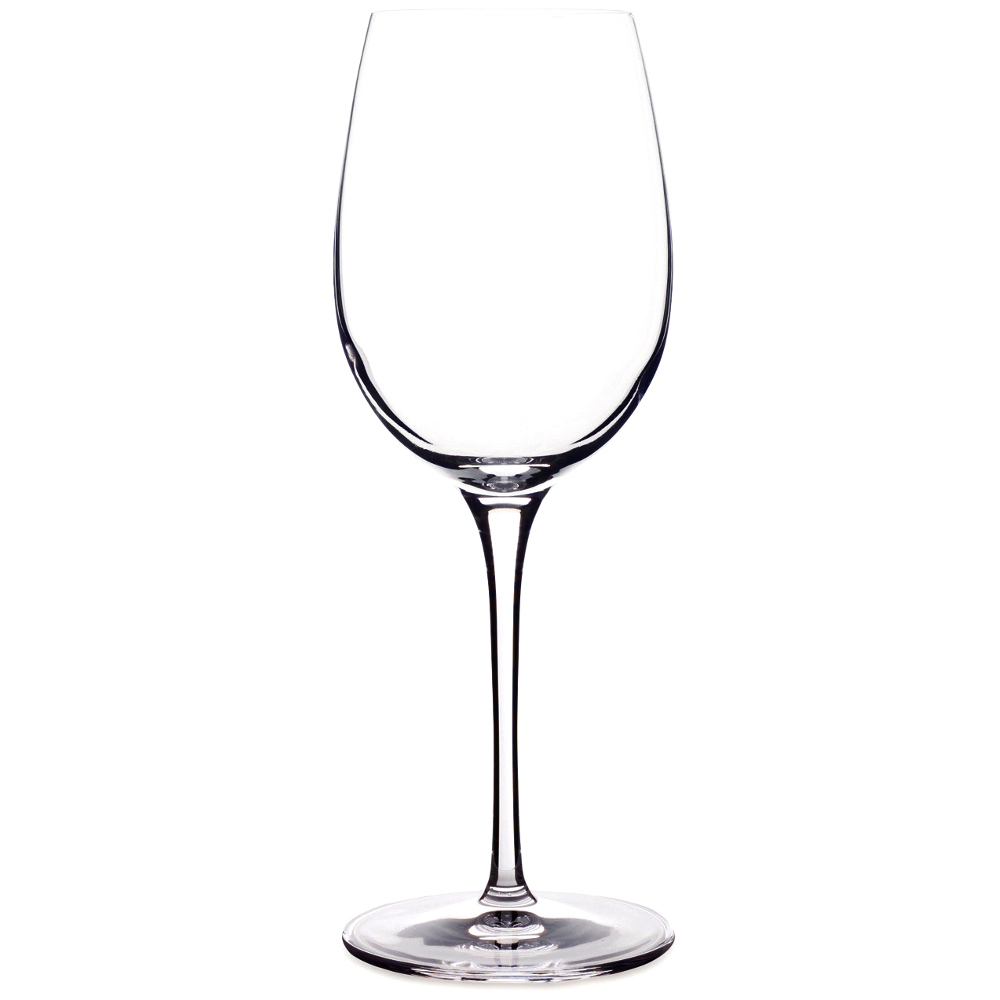 Luigi Bormioli Wine Styles Soft Whites Wine Glass, Set of 2