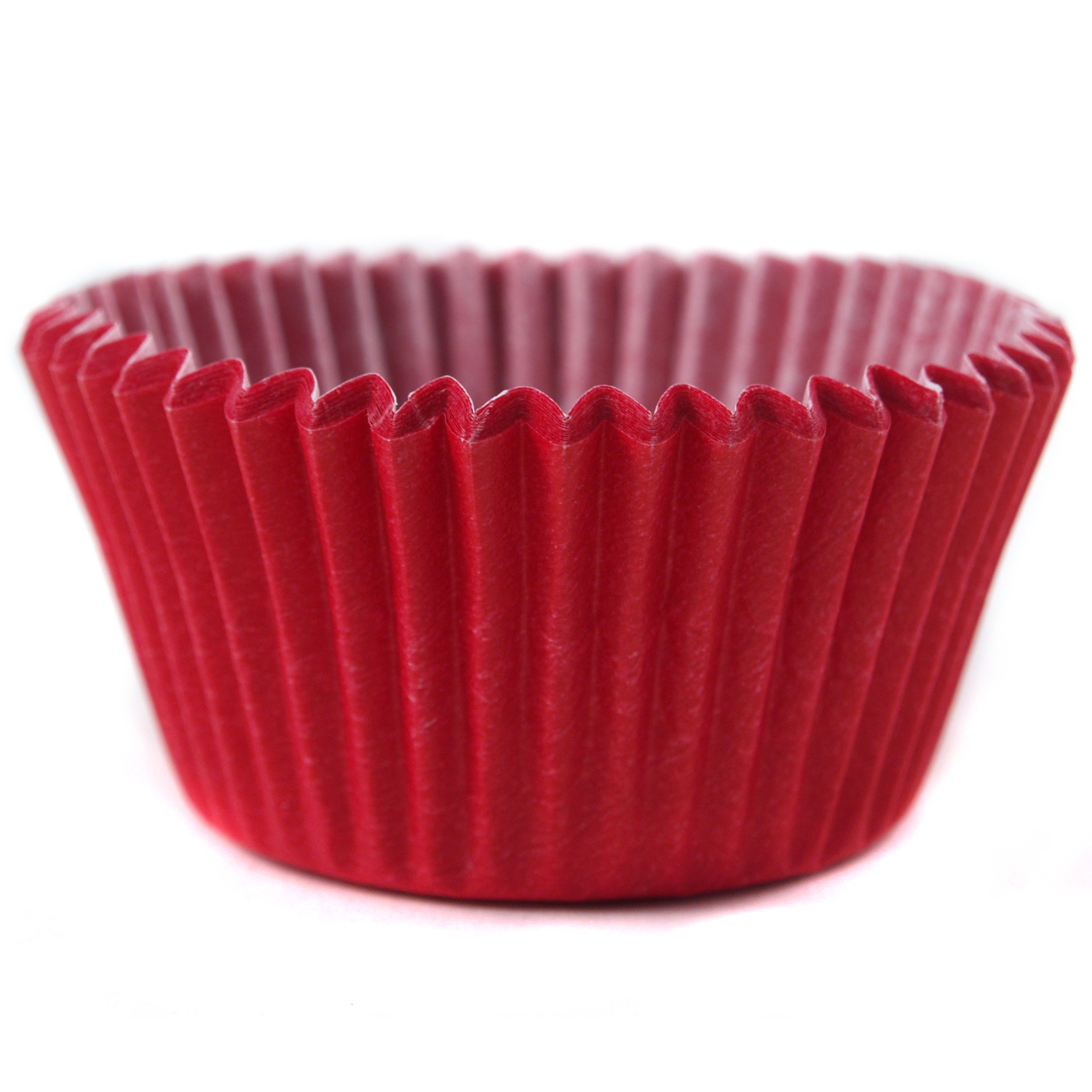 Cupcake Creations Red Mini Baking Cup, Set of 60