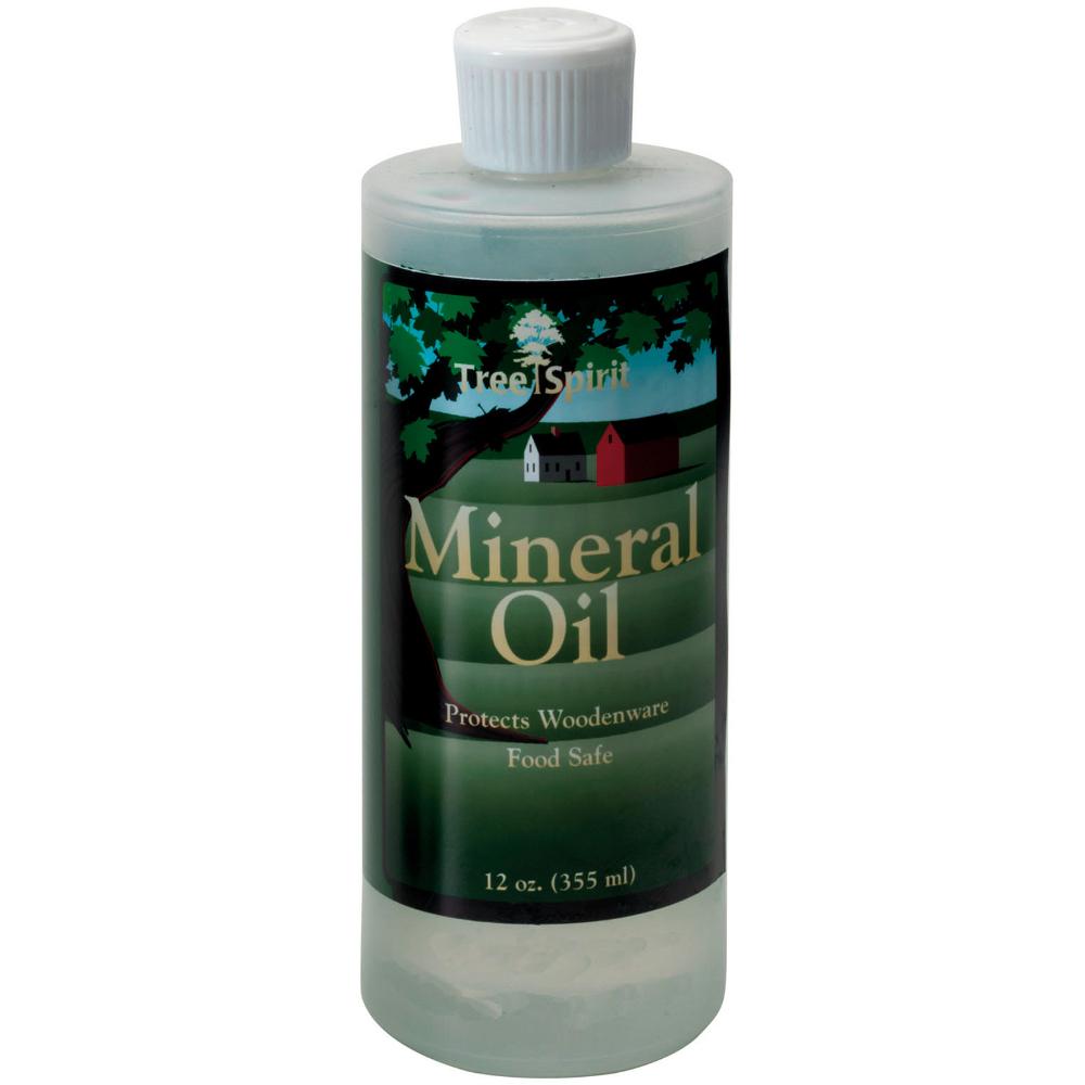 Lamson & Goodnow Tree Spirit Mineral Oil, 12 Fluid Ounces
