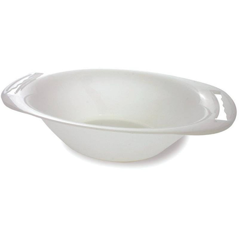 Swissmar Borner White Oval Slicing Bowl