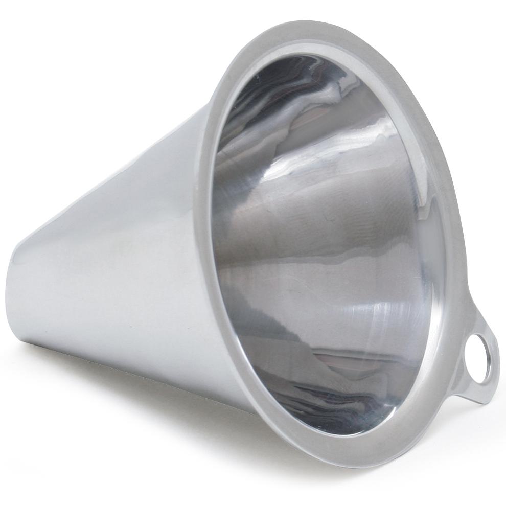 Swissmar Stainless Steel Salt and Pepper Funnel