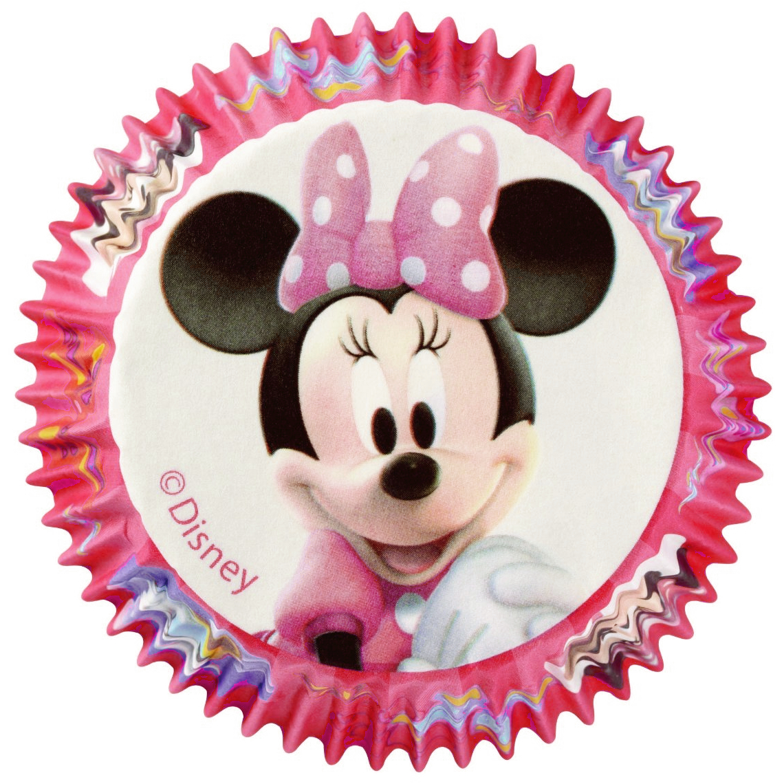 Disney Mickey Mouse Clubhouse Minnie Mouse Paper Baking Cup, 50 Count