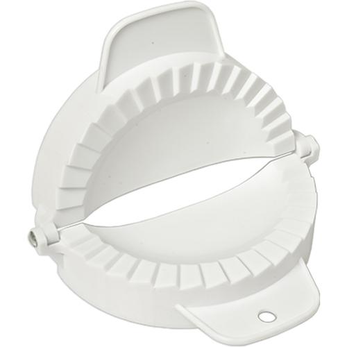 White Plastic Dough Press, 6 Inch