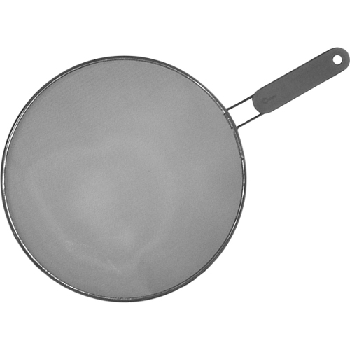 Metalex Black Non-Stick Mesh Splatter Screen, 11.5 Inch