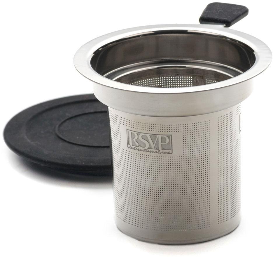 RSVP Endurance Stainless Steel Tea Infuser Basket
