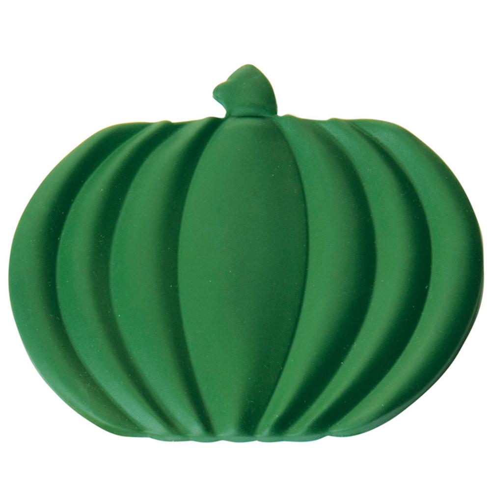 Amco Dark Green Silicone Pumpkin Trivet