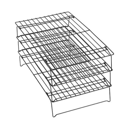 Wilton Recipe Right 3 Tier Steel Cooling Rack Set