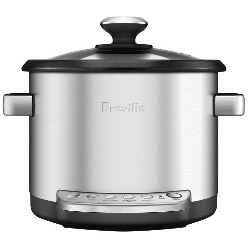 Breville Stainless Steel and Aluminum Risotto Plus, 4 Quart