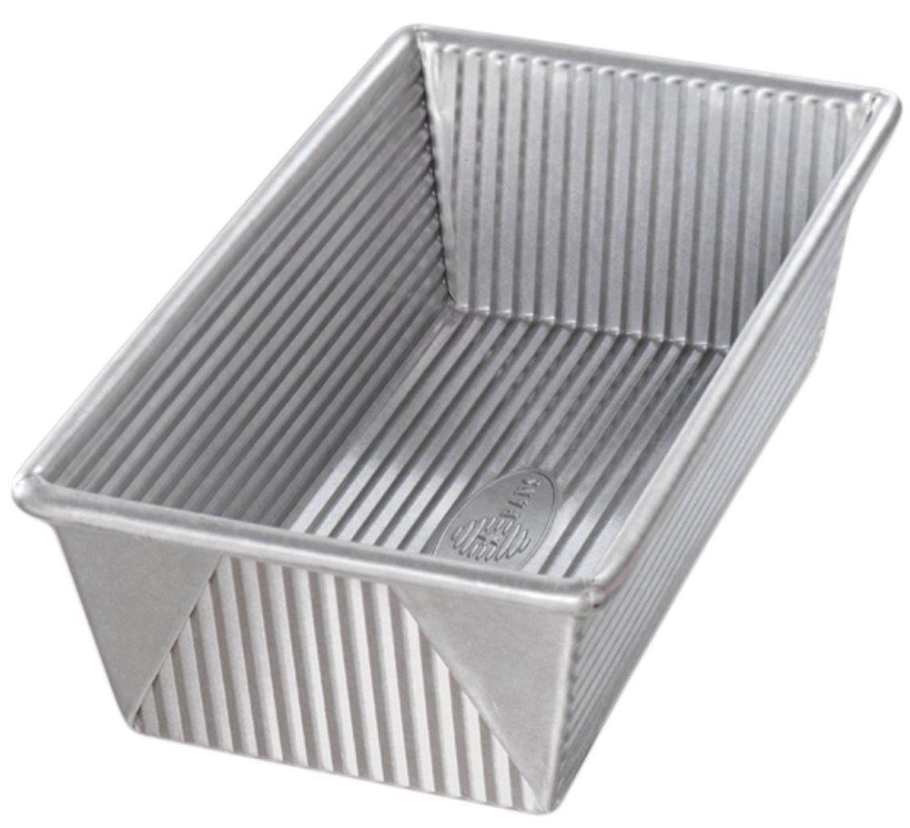 USA Pan Aluminized Steel Loaf Pan, 10 Inch