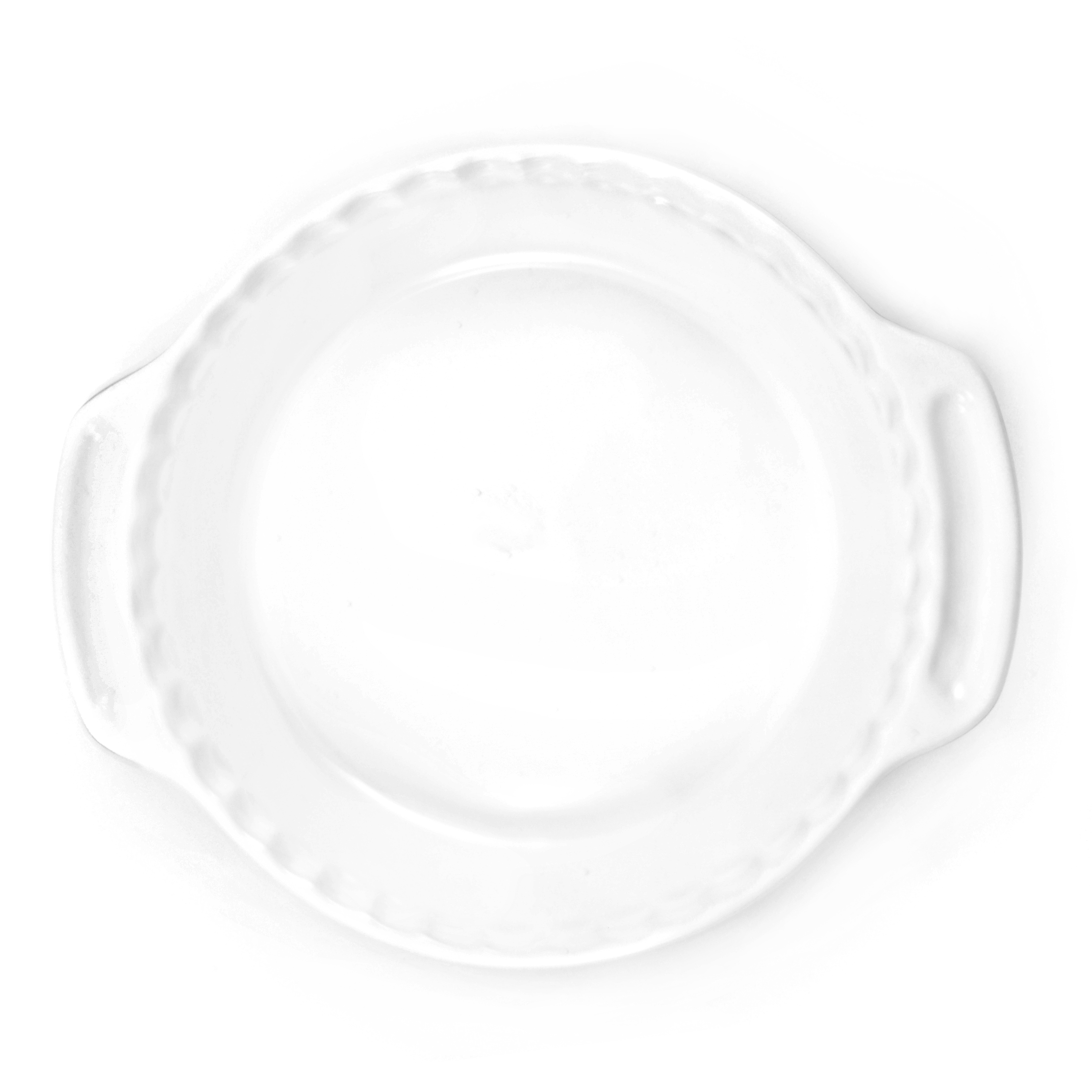 Anchor Hocking Ceramic Mini Round 6 Inch Pie Plate