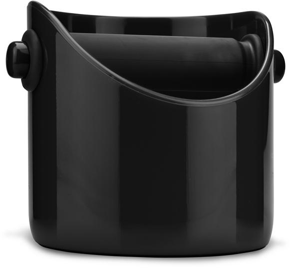 Dreamfarm Charcoal Black Grindenstein Knock Box
