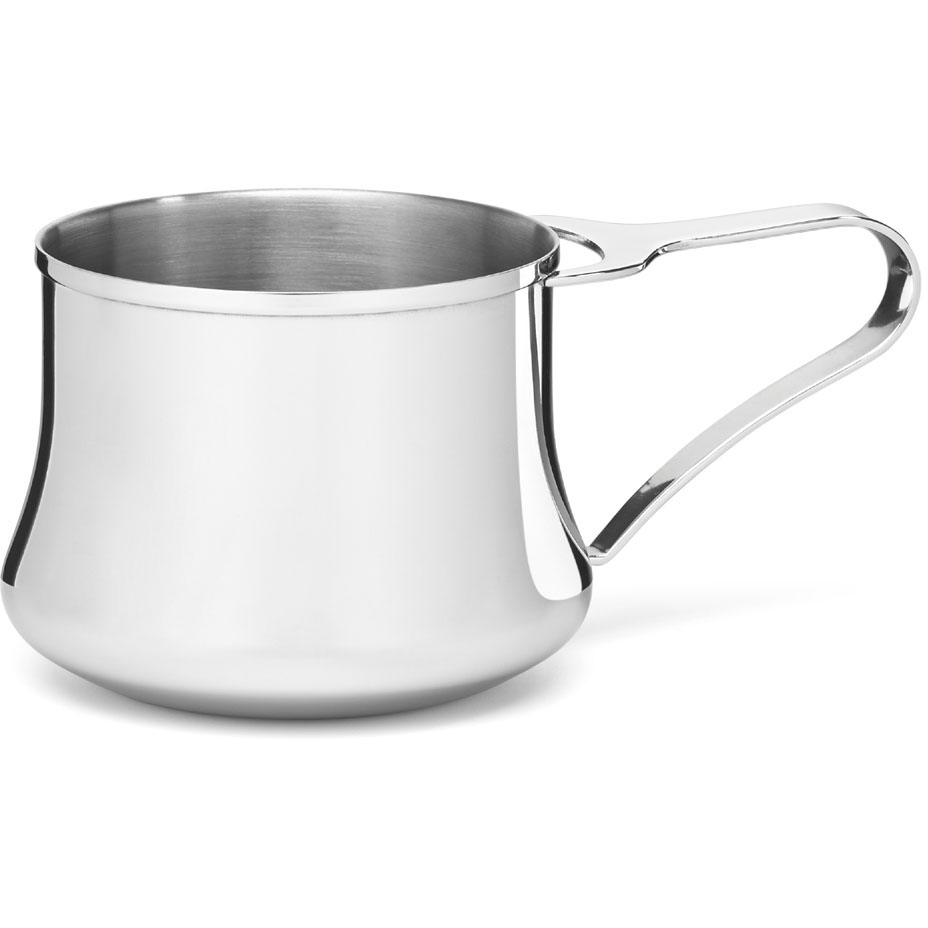 Dansk Kobenstyle Stainless Steel 19 Ounce Butter Warmer
