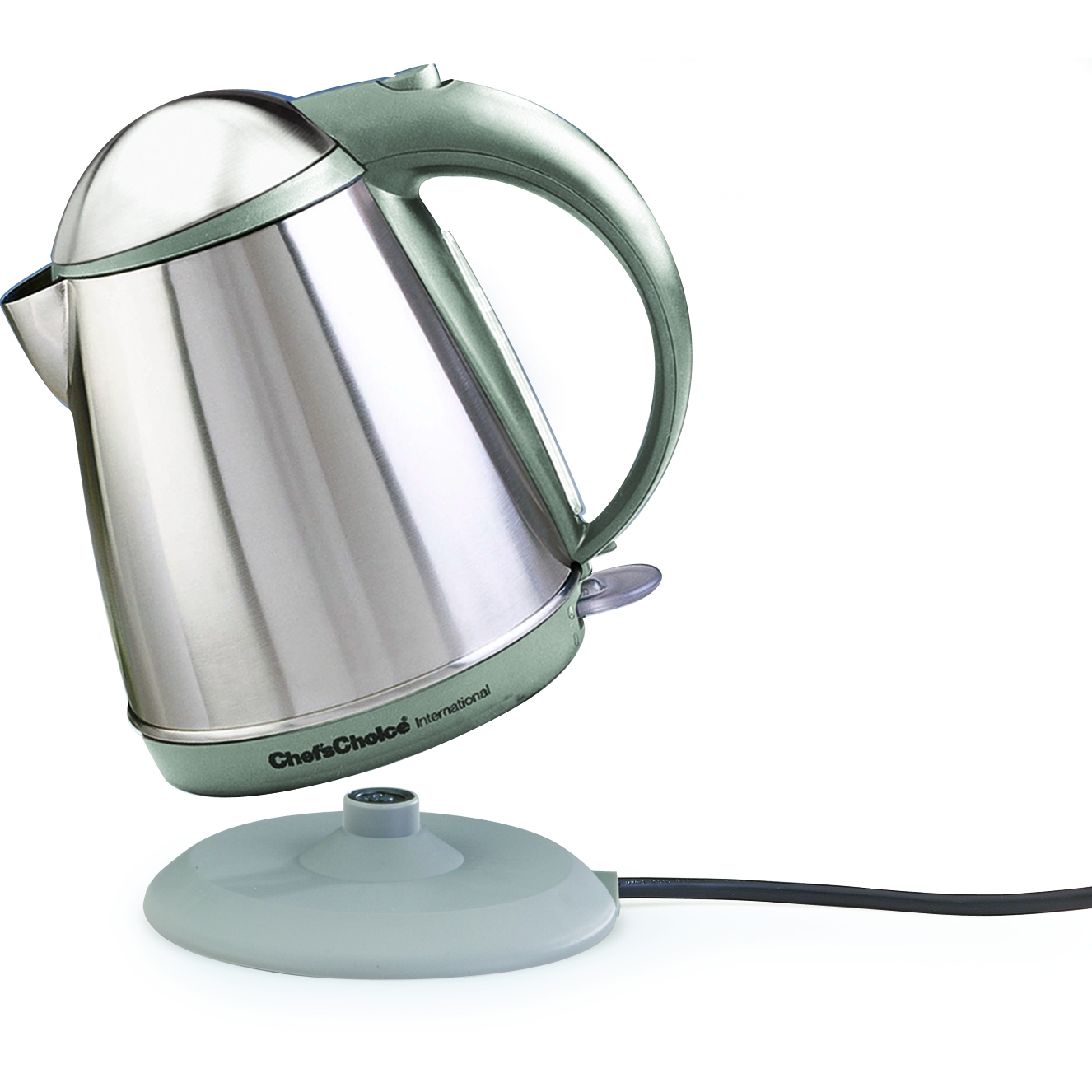 Chef's Choice Stainless Steel Cordless Electric Kettle