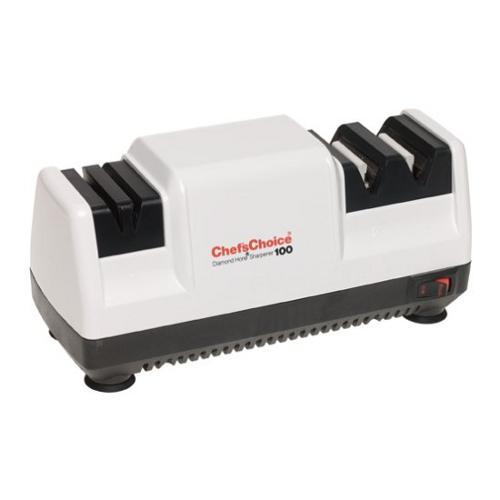 Chef's Choice 100W Diamond Hone White Knife Sharpener