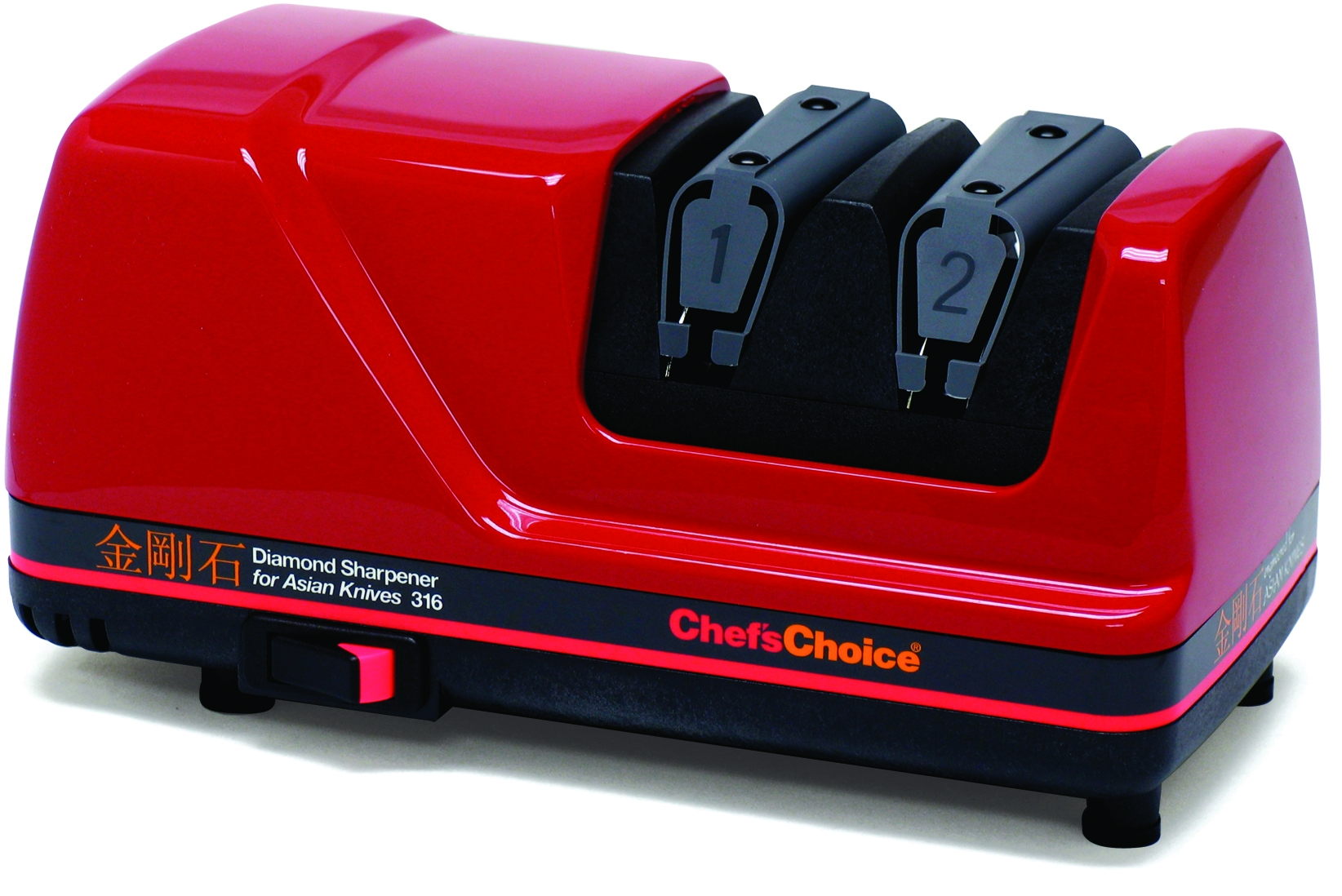 Chef's Choice M316 Red Diamond Sharpener for Asian Knives