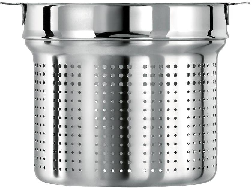 Cristel Multiply 18/10 Stainless Steel 5 Quart Pasta Insert