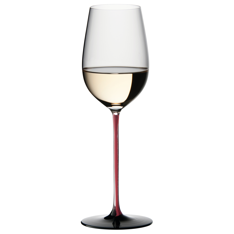 Riedel Sommeliers Black Tie Riesling Grand Cru Wine Glass, 10 Ounce