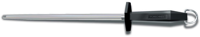 Victorinox Round Regular Cut Honing Steel, 12 Inch