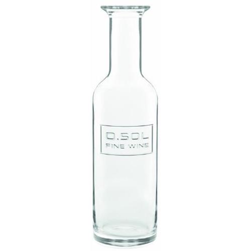 Luigi Bormioli Optima Fine Wine Bottle, 0.5 Liter