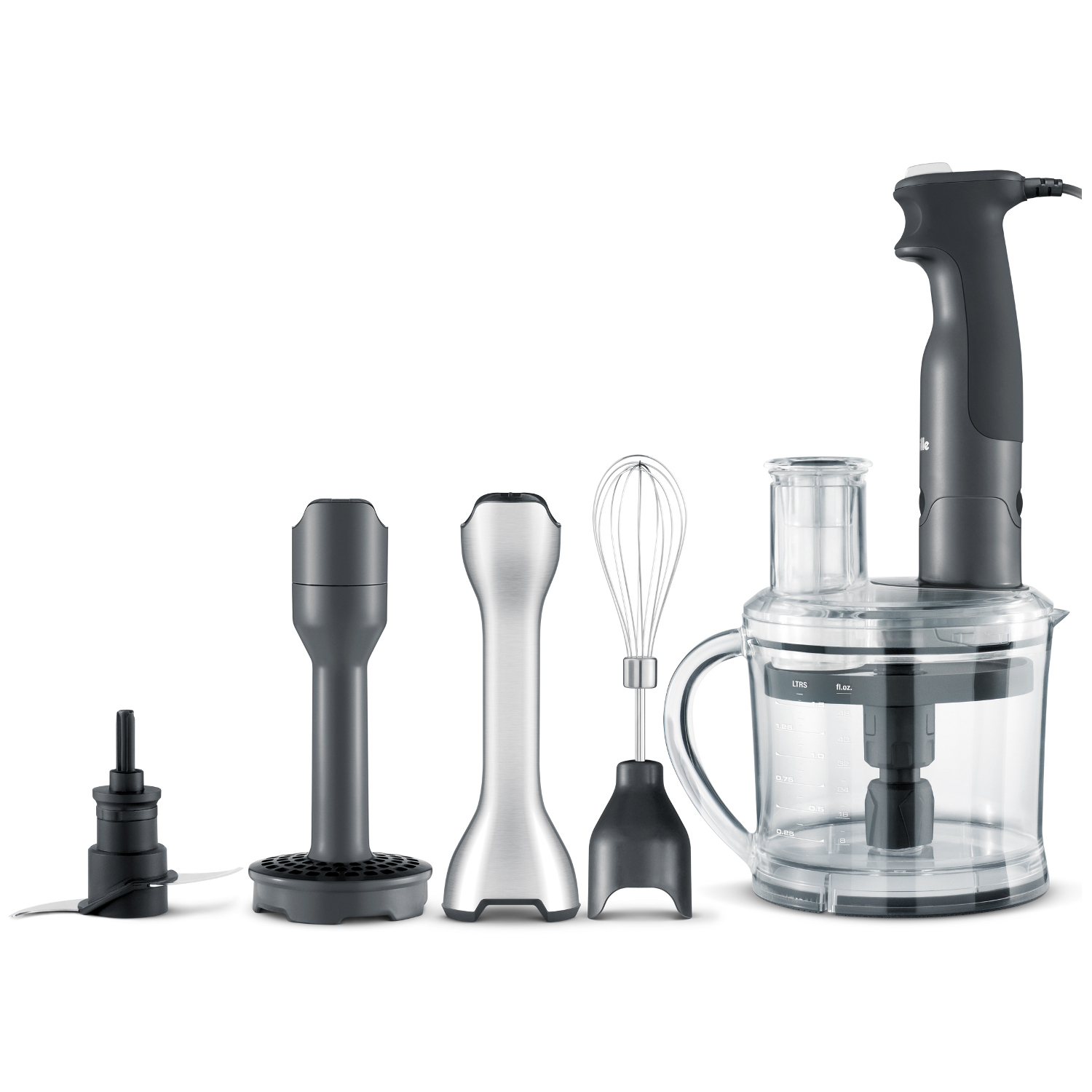 Breville BSB530XL Stainless Steel All In One Food Processor
