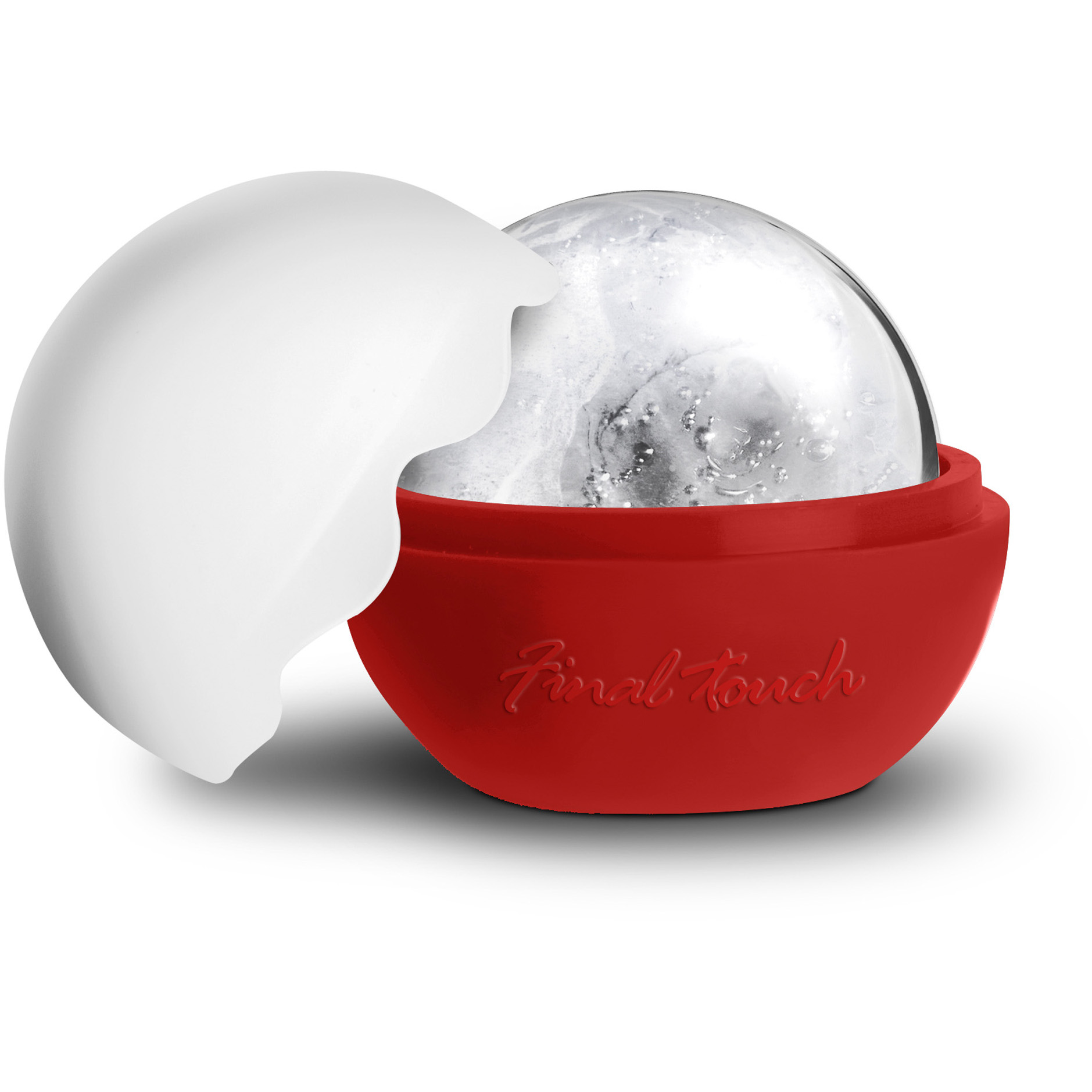 Final Touch IceBalls Silicone Ice Mold, Set of 4
