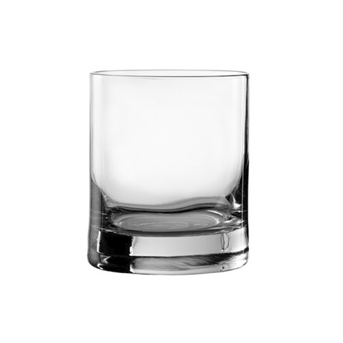 Stolzle Large New York Style 14.5 Ounce Lead-Free Crystal Double Old Fashioned Glass, Set of 6