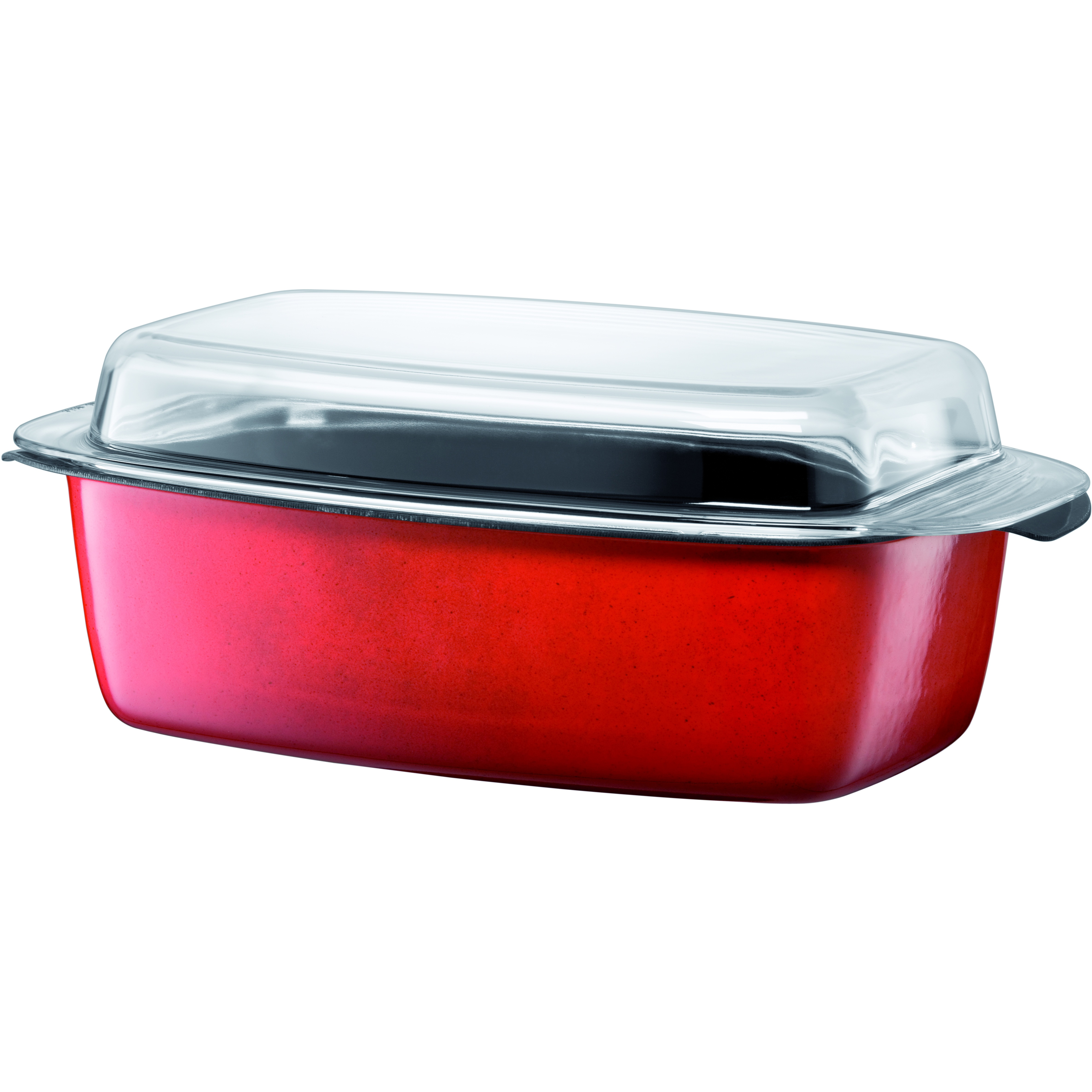 WMF Passion Colors Energy Red Gourmet Roasting Pan