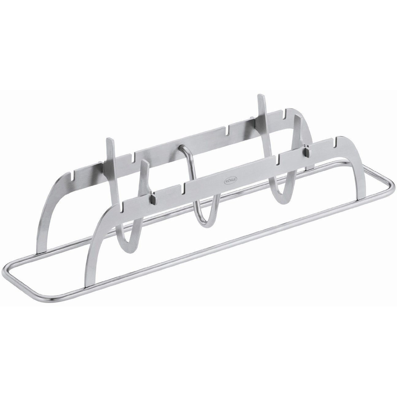 Rosle Stainless Steel Fish Grill Rack, 12.2 Inch