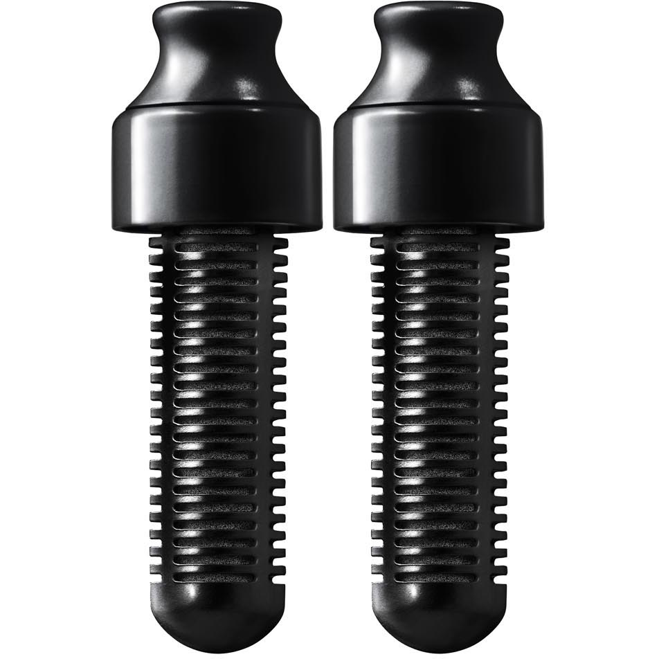 Bobble Black Water Bottle Filter Replacement, Set of 2