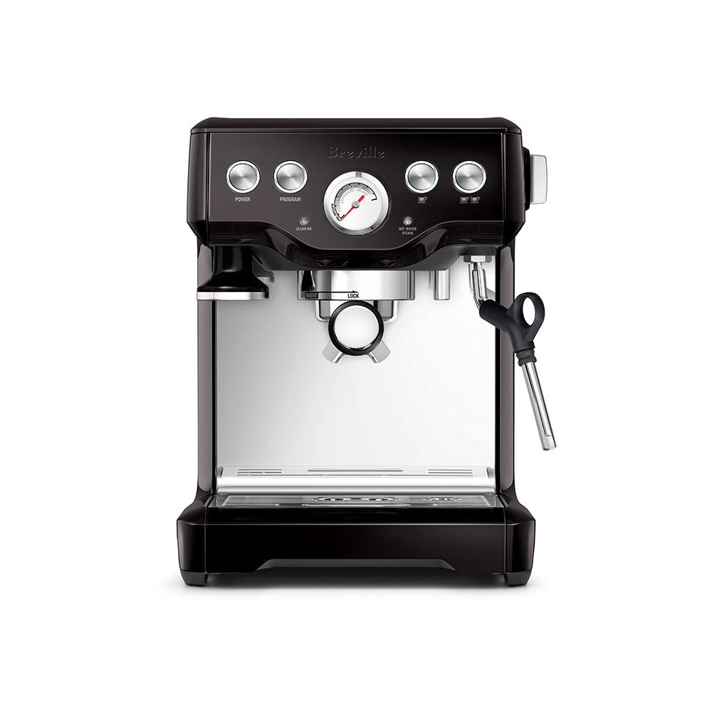 Breville BES840BSXL Infuser Black Sesame Stainless Steel Espresso Machine