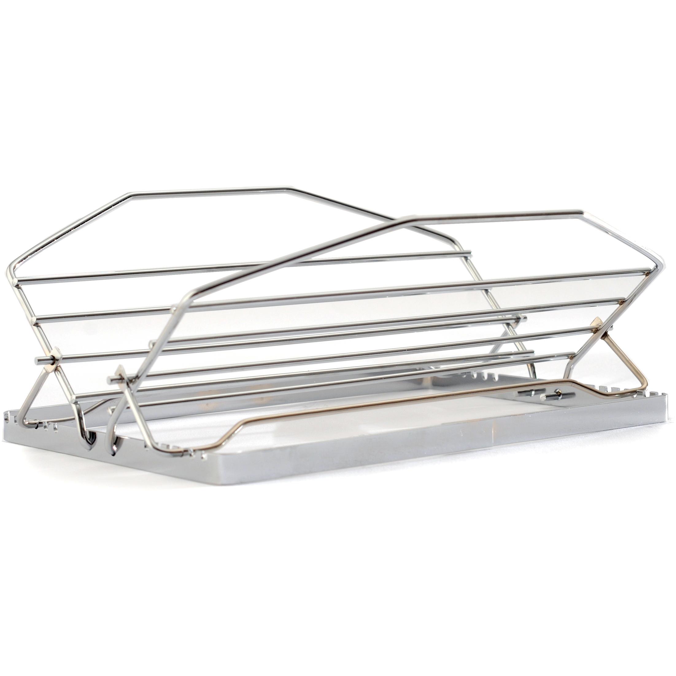 Norpro Chrome Plated Adjustable Roast Rack