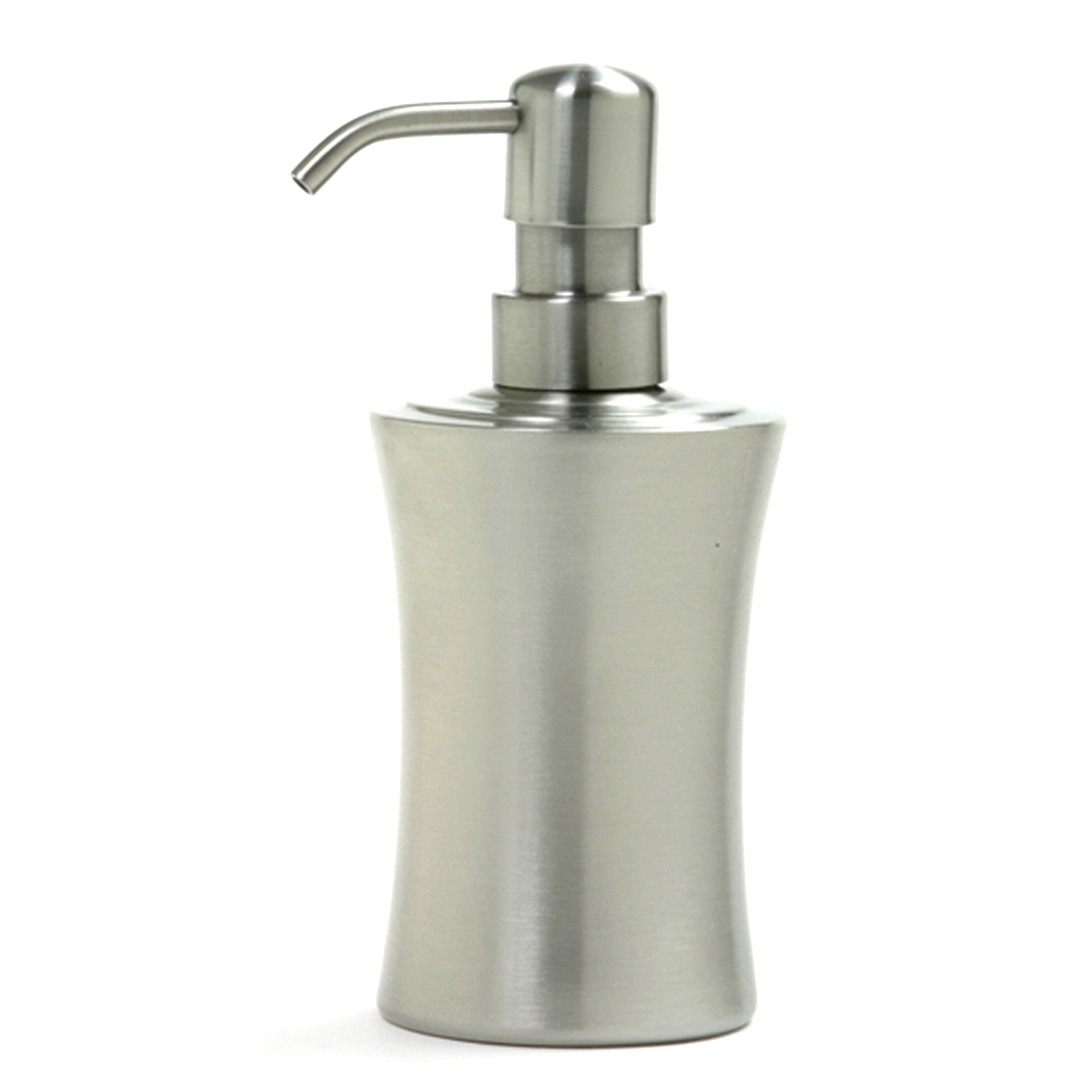 Norpro Stainless Steel Soap Dispenser, 12 Ounce