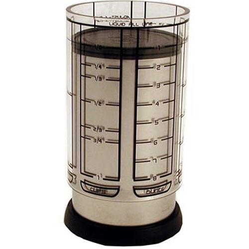 Foxrun KitchenArt Pro Plastic Adjust-A-Cup, 1 Cup