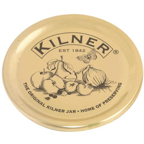 Kilner Self-Sealing Preserve Lid, Set of 12