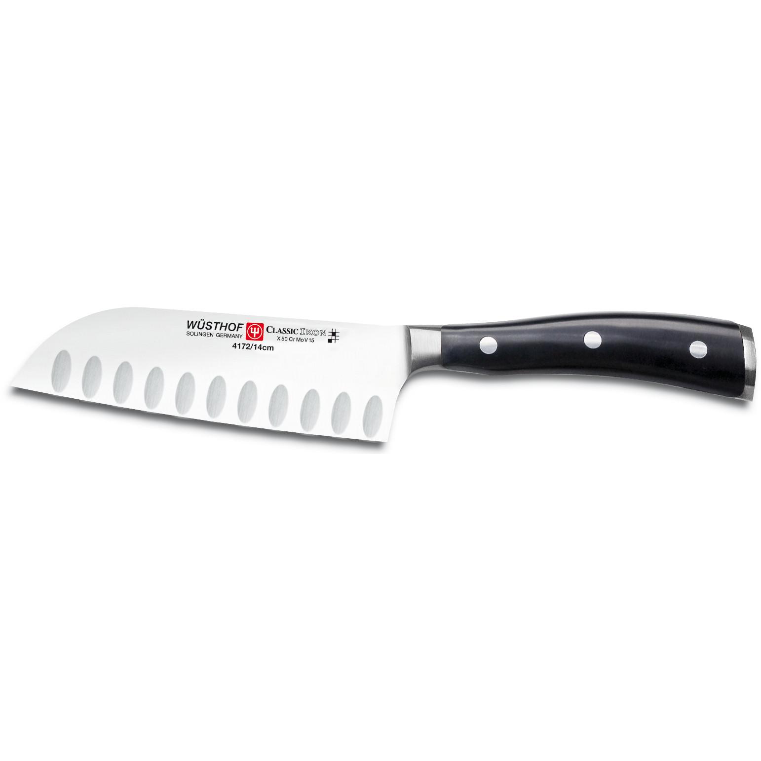 Wusthof Classic Ikon Santoku Knife, 5 Inch