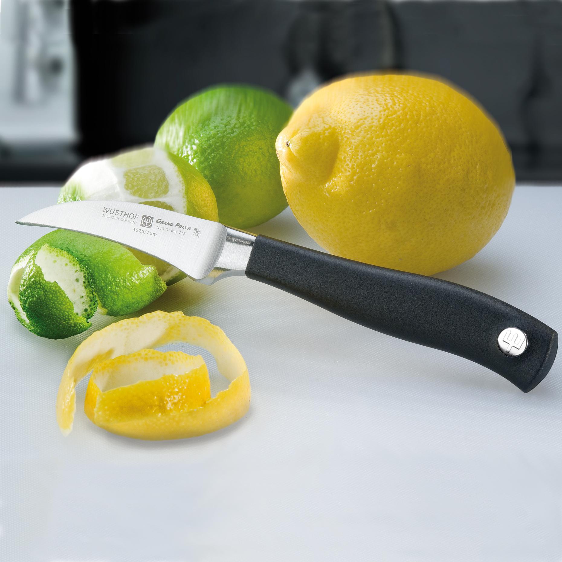 Wusthof Grand Prix II Peeling Knife, 2.75 Inch