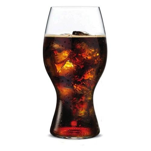Riedel 17 Ounce Coca-Cola Glass, Set of 2